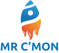 Mr C'Mon Logo