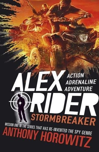 Alex Rider Stormbreaker - Image from anthonyhorowitz.com